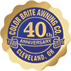 Color Brite Awnings 40th Anniversary