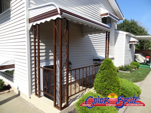 Awnings   Color Brite Awning   Awnings Cleveland   Awning ...